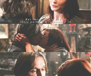 once upon a time, rumplestiltskin, and rumbelle image