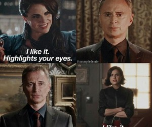 once upon a time, rumplestiltskin, and evil queen image