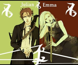 art, emma, and julian image