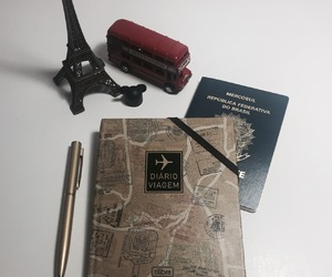 brazil, diary, and journal image