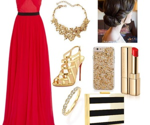 glam, lovely, and Polyvore image