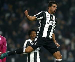 Juventus and sami khedira image