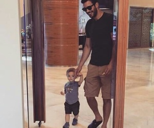 bariş arduç, baby, and family image