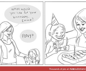 awesome, funny, and pony image