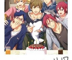 anime, birthday, and free image