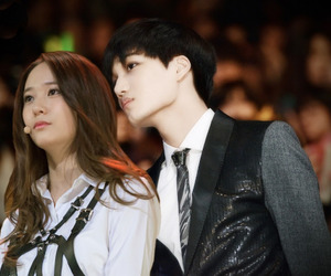 exo, kpop, and f(x) image