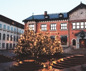 christmas, cozy, and denmark image