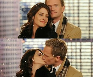love, himym, and how i met your mother image