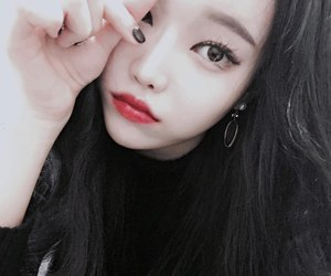 ulzzang, asian, and beauty image