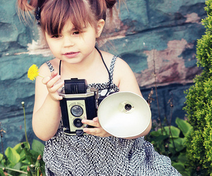 adorable, beautiful, and little girl image
