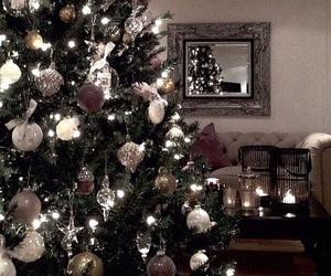 candles, christmas, and home image