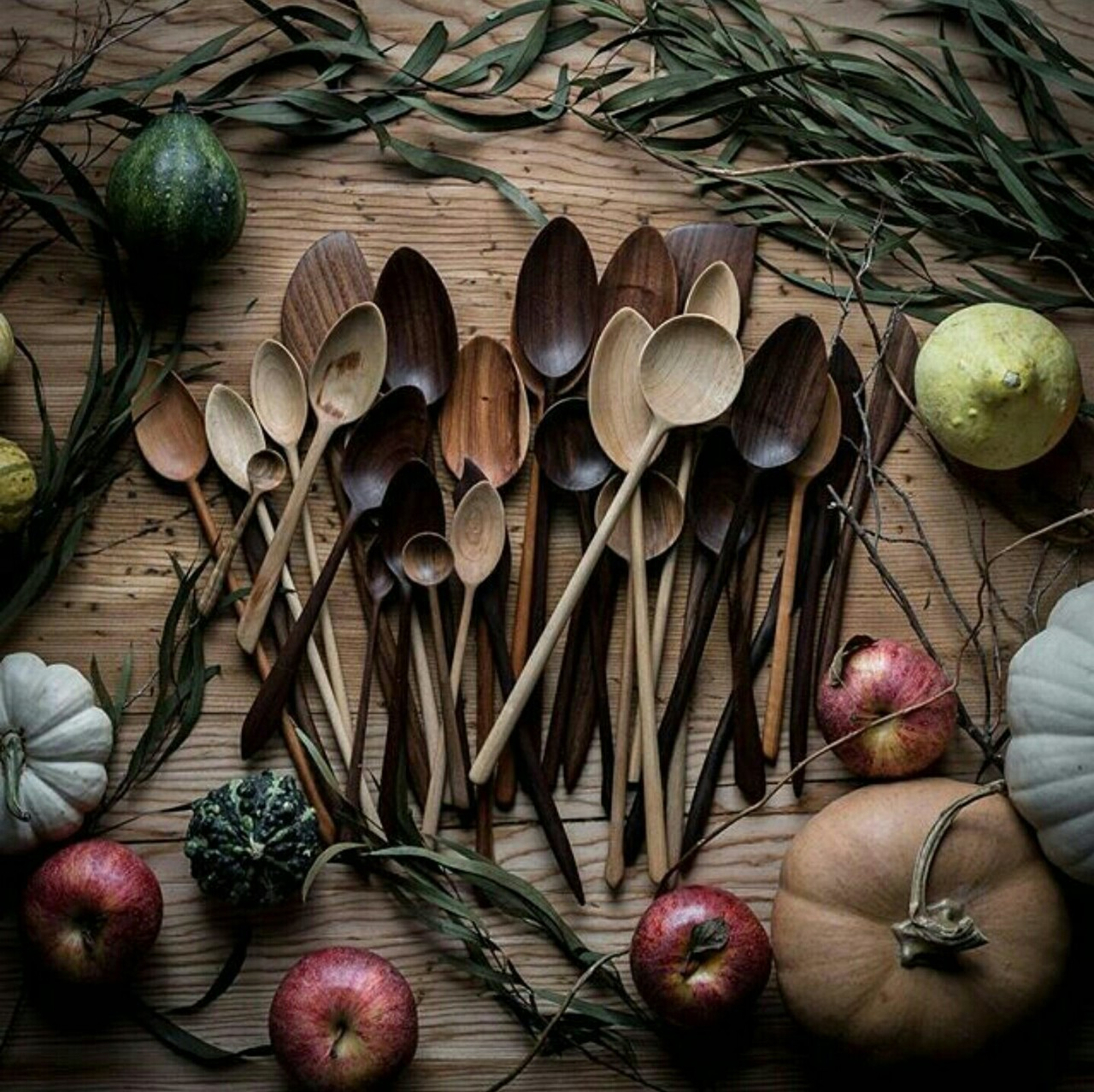 autumn, baking, and fall image
