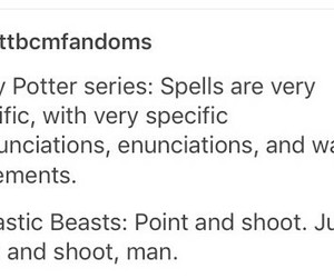 beasts, fantastic, and potter image