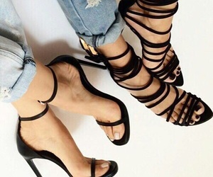 pretty, shoes, and style image