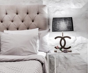 interior, bedroom, and chanel image