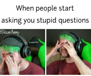 funny, gamer, and quote image