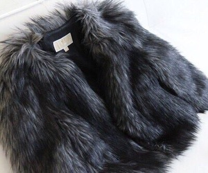 fashion, fur, and style image