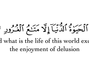islam, life, and wealth image