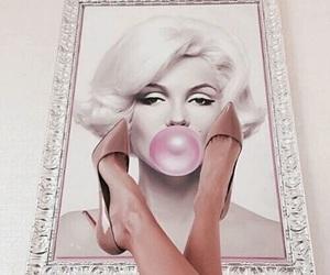 bubblegum, heels, and vintage image