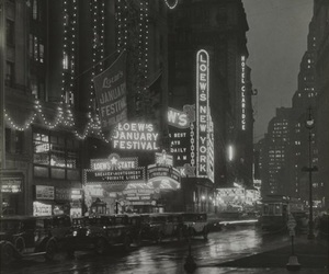 new york and 1930's image