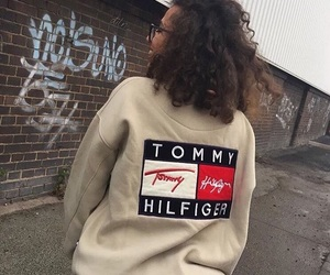 fashion, style, and tommy hilfiger image