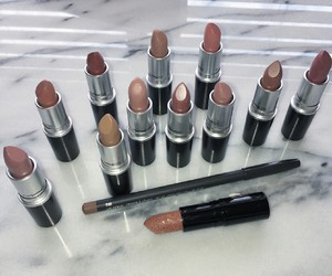 lipstick, makeup, and cosmetics image