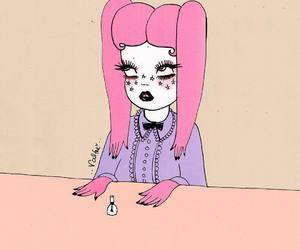 pink and valfre image