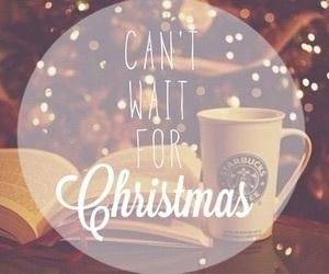 christmas, winter, and starbucks image