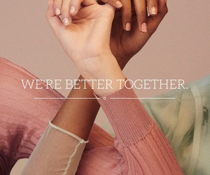 better, friendship, and inspiration image