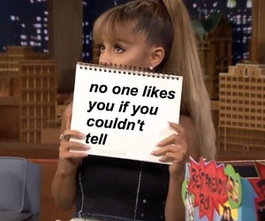 arianagrande, funny, and meme image