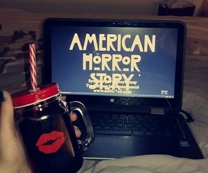 hibiscus, roanoke, and american horror story image