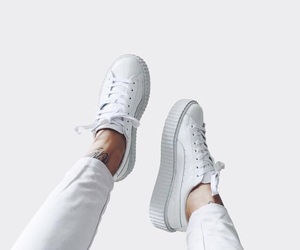 clean, puma, and creepers image