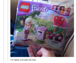 funny, tumblr, and lego image