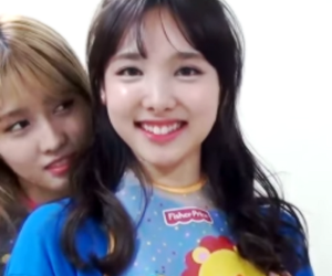 icon, twice, and nayeon image