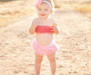 adorable, girl, and headband image