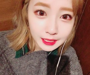 cute, ulzzang, and selca image