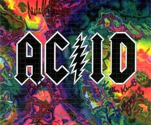 acid, drugs, and colors image