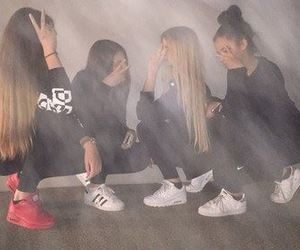 goals, adidas, and girl image