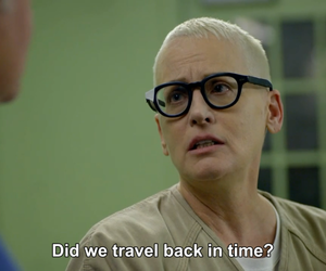 orange is the new black and lolly whitehill image