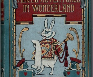 aesthetic and alice in wonderland image