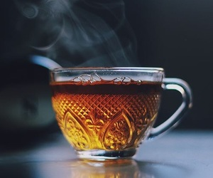 Hot, tea, and hot drink image