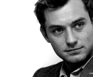 bw, jude law, and sexy image