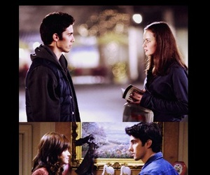couple, rory gilmore, and jess mariano image