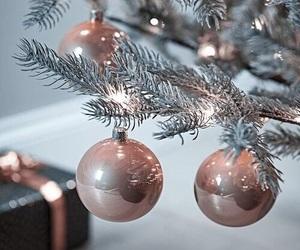 christmas, xmas, and gold image