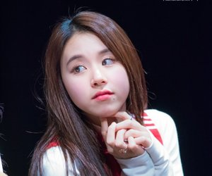 chaeyoung and twice image