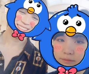 bts, jimin, and yoonmin image