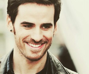 captain hook, colin o'donoghue, and once upon a time image