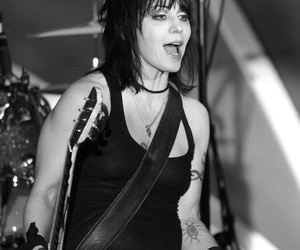 black and white, joan jett, and the best image
