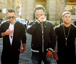 hot guys, italy, and pauly d image