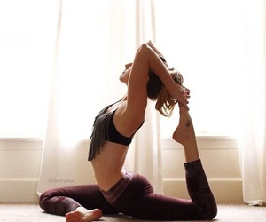 adidas, yoga, and fit image